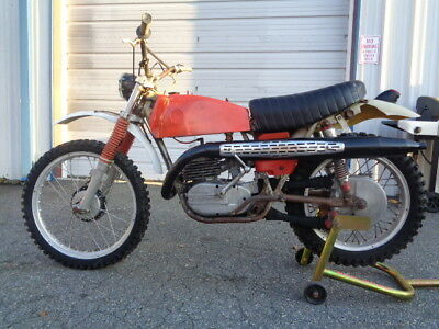1973 Bultaco MATADOR 350 MK5 SD  1973 BUTACO MATADOR 350 MK5 SD   PROJECT BARN FIND LOOK WOW!!!!!