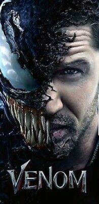 Venom Digital Movie Vudu or eyetunes via Movies Anywhere Delivery 12/18/2018