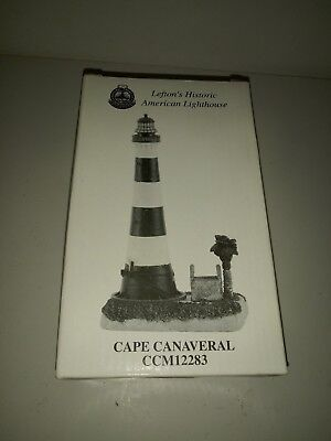 Lefton Historic American LIghthouse   Cape Canaveral Florida