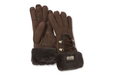 UGG guanti donna  IGLOO GLOVE CHOCOLATE (U1002) UGA5972IGLOOGCH