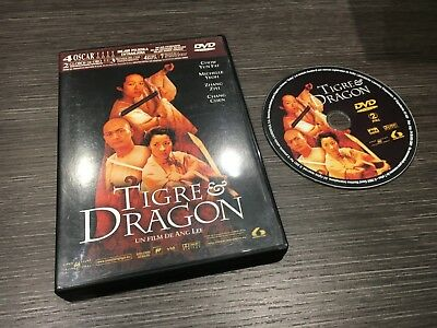 Tigre & Dragon Dvd Un Film De Ang Lee Chow Yun Fat Michelle Yeoh Zhang Ziyi