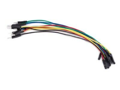 Breadboard Jumper Cables Wires Premium 200mm M//F Male-to-Female Y2Y5
