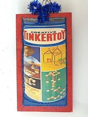 Vintage The Original Tinker Toys Super Transit Kit 15 00 Picclick