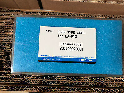 Horiba Flow Type Cell  LA-910