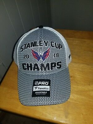 a5a33612473 ... promo code for nhl washington capitals stanley cup champions locker  room hat ovechkin wilson 4ab78 e26b2