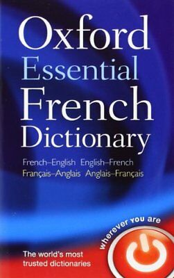 Oxford Essential French Dictionary by Oxford Dictionaries 0199576386 The Cheap