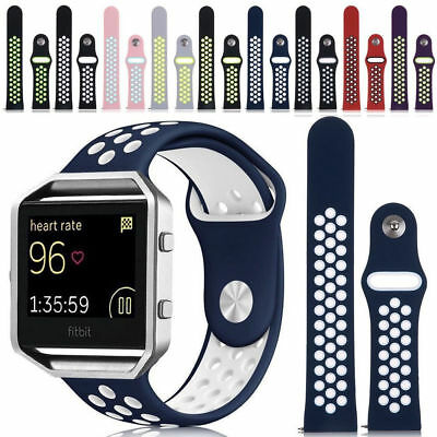 Replacement Silicone Watch Band WristBand Strap For Fitbit Blaze Smart bracelet