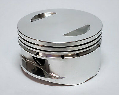 """ARIAS PISTONS 1603 Harley Twin Cam JIMS 100"""" Kit 4.000"""" Bore New"""
