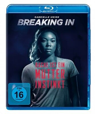 James McTeigue - Breaking In, 1 Blu-ray