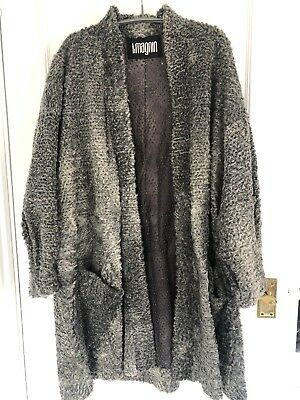 Fendi Vintage Fur Coat (Lamb)