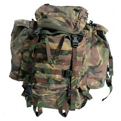 Sporting Goods Patrol Molle Pack 38 Litre Army Backpack Hiking Bergen Olive Refreshment Kombat Uk N.i