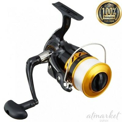 DAIWA Spinning Reel 17 World Spin 4000 Fishing genuine from JAPAN NEW