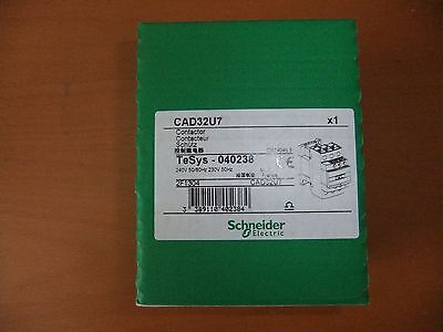 Schneider Electric Cad32U7 10A Control Relay Brand New In Box 2 Available