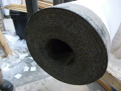 1 Roll Shed Roofing Felt  5 metres x 1 metre Sanded Finish