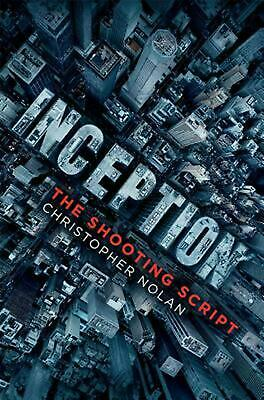 Inception: The Shooting Script by Christopher Nolan (English) Paperback Book Fre