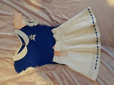 Spanish Mini Mino Outfit Size 8 More Age 6