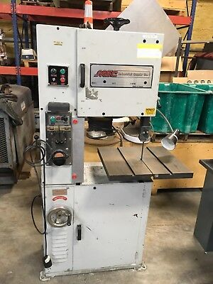 vetical band saw