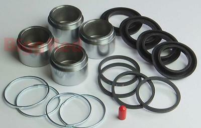 for TOYOTA HILUX 4WD FRONT Brake Caliper Seal & Piston Repair Kit (BRKP56S)