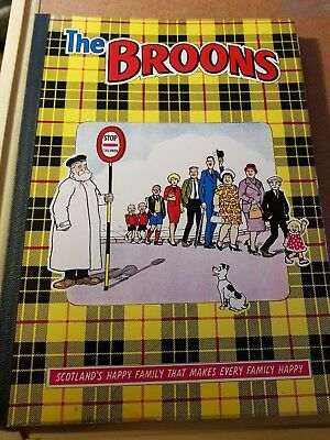 The Broons 1968 Annual By DC Thompson