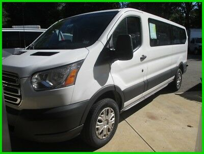 2017 Ford Transit-350 XL 2017 XL Used 3.7L V6 24V Automatic RWD Wagon