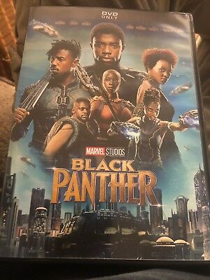 Black Panther (DVD, 2018) - New In Wrapper!
