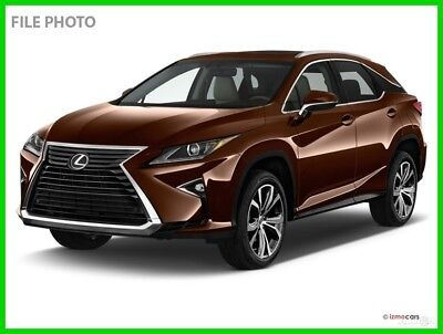 2017 Lexus RX  2017 Used Certified 3.5L V6 24V Automatic FWD SUV