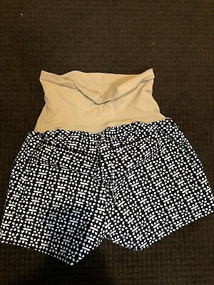 Secret Fit Belly Tailored Maternity Shorts