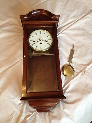 Showroom Comitti Of London Wall Clock Westminster Chimes