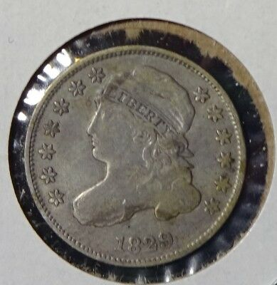 1829 Capped Bust Dime #2