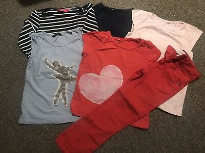 Girls Clothing Bundle, X6 Items, 4-5yrs