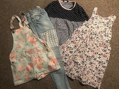 Girls Clothing Bundle, X4 Items, 5-6yrs