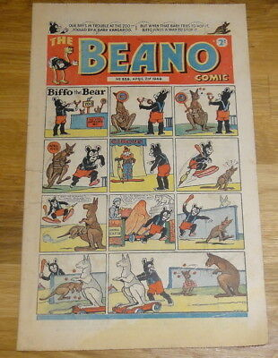 The Beano Comic April Fool Issue 1949