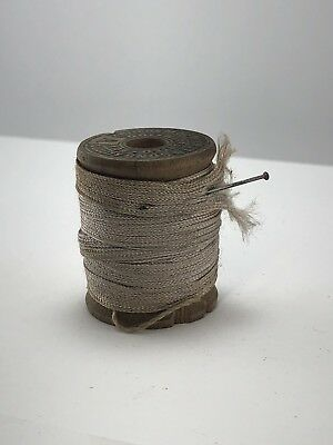 Vintage Thread Spool 1849