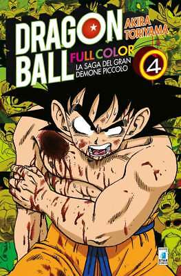 Manga - Star Comics - Dragon Ball Full Color 12 - Gran Demone Piccolo 4 - Nuovo