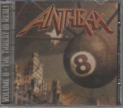 Anthrax - Volume 8: The Threat Is Real CD