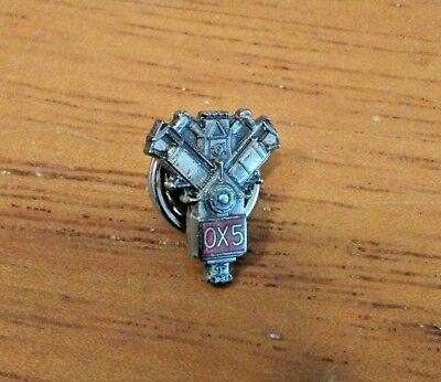 Vintage OX-5 Aviation Pioneers Lapel / Hat Pin