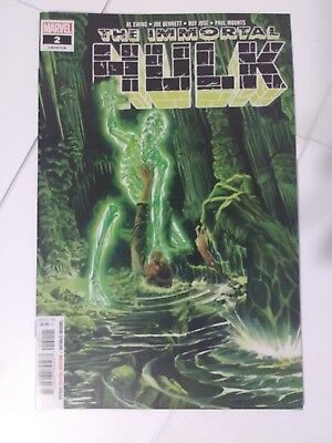 The Immortal Hulk #2, First Appearance of Dr. Frye!