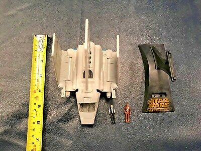 STAR WARS - HASBRO MicroMachines - Action Fleet - Imperial Shuttle