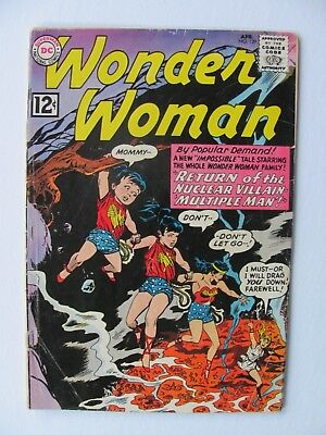 Wonder Woman #129 (1962) - 3rd appearance of Wonder Woman family