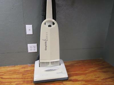 Simplicity 6 Series Commercial Upright Vacuum Cleaner With Extra Belt