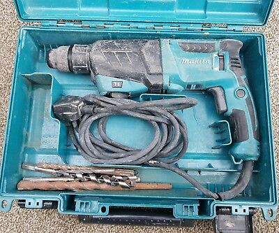 Makita SDS three Mode Hammer Drill 240v