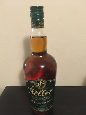 Weller Special Reserve 750ml Rare Buffalo Trace