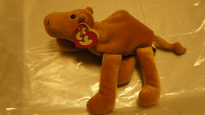 Ty Beanie Baby Humphrey The Camel Great Condition