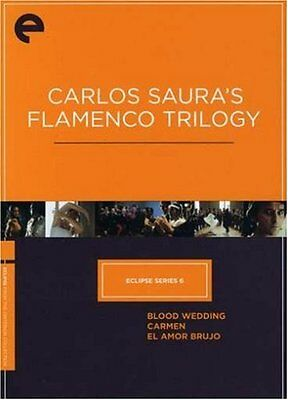 Eclipse Series 6: Carlos Saura's Flamenco Trilogy