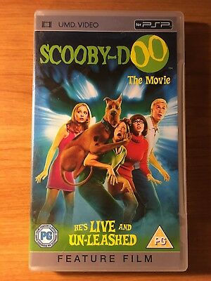 Scooby Doo - The Movie - UMD for PSP - MINT condition - FREE SHIP