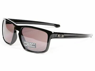 7817c6801c0 OAKLEY Sliver OO9269-05 Asian Fit Polished Blk  Prizm Daily Polarized  Sunglasses