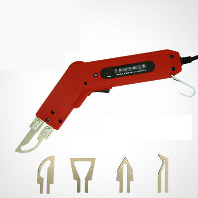Hand Hold Electric Heating Knife Cutter for Fabric Rope Hot Cutting Tool US/EU