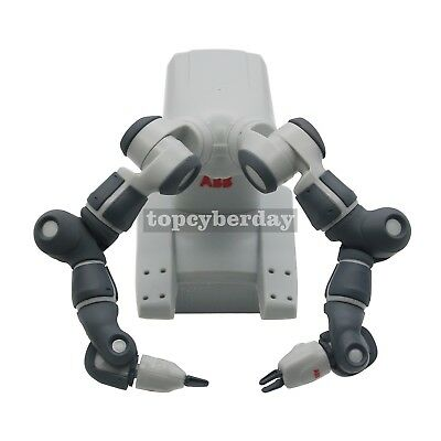 1:4 Robot Manipulator Arm Model Vertical Multiple-Joint Decoration for ABB YuMi