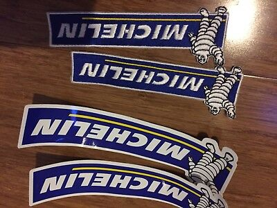 Bulk Michelin Stickers And Badges