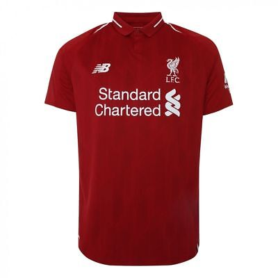 "Liverpool Home Shirt 2018 2019 ""First Class 1 Day Delivery"""